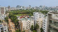 Dhaka- Gulshan (ASaber91) Tags: city skyline dhaka bangladesh gulshan