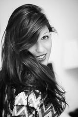Elodie : Portrait : Nikon D600 : Nikkor 85 mm 1.8 AFS G (Benjamin Ballande) Tags: portrait nikon g mm nikkor 18 85 elodie afs d600