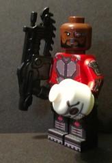 Lego DCEU Deadshot (lordbrick) Tags: comics dc lego dccomics willsmith suicidesquad deadshot willshot dceu