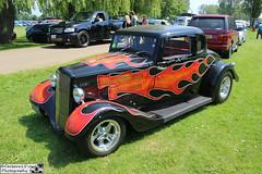 1934 Standard 5-Window Coupe (cerbera15) Tags: fun run billing standard coupe 34 1934 2016 aquadrome nsra 5window