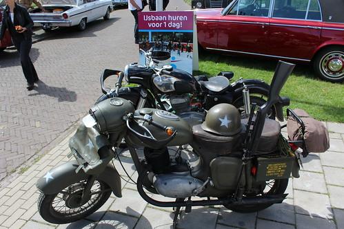 1956 Jawa 250 C