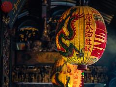 lanterns (Yohmi) Tags: taipei lantern   tw taoist taoism taipeicity    tawan