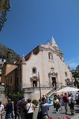 San Giuseppe Church (thegirvins) Tags: vacation taormina 2016