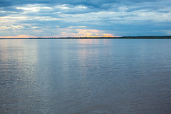 Calm on the Amazon (Geraint Rowland Photography) Tags: sunset peru southamerica water rio flow relaxing calm meditation photographicart amazonas amazonian waterart amazonriver peruviantravel visitperu geraintrowlandphotography travelphotographyinperu boattripinperu sunsetsbygeraintrowland visitiquitos