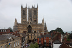 Lincoln, England (rick ligthelm) Tags: england church cathedral unitedkingdom lincolnshire lincoln