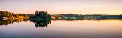 Lake Raku (Incredible Imagination) Tags: estonia eesti raku lake nikon d600 light warm sun estland water