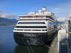 IMG_2645 (sevargmt) Tags: vancouver bc british colombia canada cruise ncl norwegian pearl may 2016 downtown place holland america volendam ship