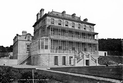 Admiralty House (National Library of Ireland on The Commons) Tags: ireland queenstown cobh chimneys countycork munster glassnegative novitiate admiraltyhouse robertfrench williamlawrence nationallibraryofireland benedictineconvent lawrencecollection lawrencephotographicstudio thelawrencephotographcollection sistersofmercynovititiate coastofirelandstation