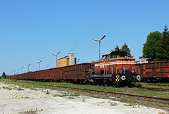 Isperih 2 (Krali Mirko) Tags: railroad train transport locomotive railways bdz