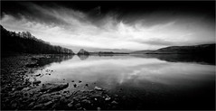 Loch Lomond (mtwhitelock) Tags: landscape lochlomond mono