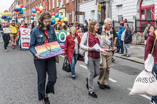 PRIDE PARADE AND FESTIVAL [DUBLIN 2016]-118214