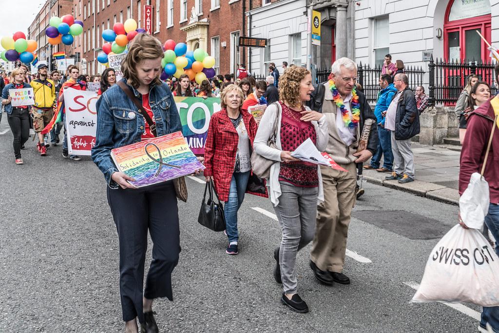 PRIDE PARADE AND FESTIVAL [DUBLIN 2016]-118214