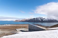 The Global Seed Vault (George Pachantouris) Tags: norway town mining glacier svalbard arctic coal spitsbergen longyearbyen pyramiden barentsburg nordenskjöld