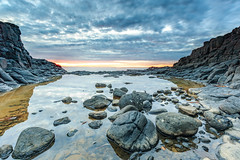 _MG_0458 (Nguyn nh Thnh) Tags: longexposure sunset sea mountain water sunrise rocks asia seascapes cloudy vietnam filter asean quangngai lyson singhray thachkydieutau