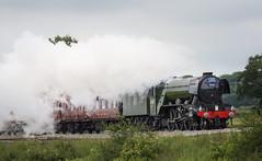 The Flying Scotsman... (Gerry Gutteridge) Tags: train railway trains locomotive flyingscotsman gerrygutteridge