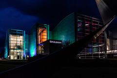 play the game - Spielbank Bad Steben (ho4587@ymail.com) Tags: spielbank badsteben gebude architektur brcke licht nacht wolken himmel lzb