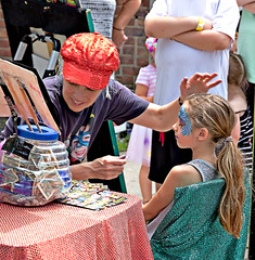 """Spring Fling"" Art's & Music Festival and Sidewalk Sale 2016 (BabylonVillagePhotos) Tags: street new york music house ny art fling festival fun island photography spring jump jumping long commerce village sale arts slide sidewalk chamber babylon bounce bouncy springfling 2016"
