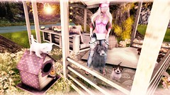 LITTLE FRIENDS (Annyzinh Oliveira) Tags: suicide gurls ns carol g group gift kustom9 cs men only monthly