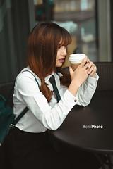 E27 (erik_bui_89) Tags: woman cute student nikon human beautifull emart
