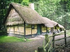 Cellar Hut (enneafive) Tags: cellar hut koersel bokrijk belgium belgie belgique green smoke hermit hermitage olympus omd em5 farmhouse