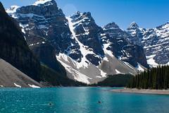 DSC_0593 (J F Wolford) Tags: park canada national alberta banff morainelake