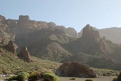 Roques de la pared de Ucanca. (yayolorenzo) Tags: del teide caadas