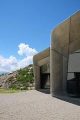 Messner Mountain Museum Corones (annapaola.scudieri) Tags: mountain mountains museum architecture mmm dolomites dolomiti zaha hadid corones messner