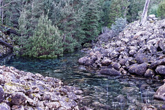 20160627-08-Disappearing Tarn (Roger T Wong) Tags: water outdoors rocks walk australia hike scree tasmania hobart mtwellington bushwalk tramp 2016 wellingtonpark dolerite disappearingtarn sony2470 rogertwong sel2470z sonyfe2470mmf4zaosscarlzeissvariotessart sonya7ii sonyilce7m2 sonyalpha7ii