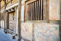 Mogao Caves, Dunhuang, Gansu Province, China (goneforawander) Tags: china travel nikon scenery asia desert historic backpacking silkroad gansu dunhuang d7100 goneforawander dunhuan enzedonline