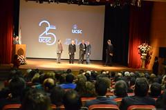 Cuenta Anual 2015 (Universidad Catlica de la Santsima Concepcin) Tags: cuenta anual 2015 aniversario 25 aos