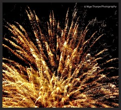 Firework Burst II (nigethorpe) Tags: color colour canon fireworks powershot burst a710