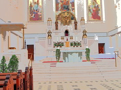 P5310294 (photos-by-sherm) Tags: vienna art church architecture modern austria memorial catholic charles secession karl nouveau borromeo lueger