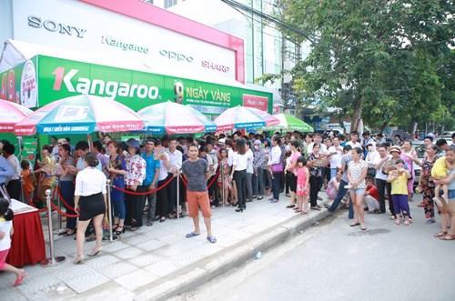 Mediamart khai trương đại siêu thị hiện đại bậc nhất tại Việt Trì