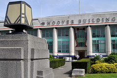 Hoover Building Perivale (Phil Beard) Tags: london architecture factory artdeco perivale egyptianstyle wallisgilbert