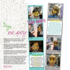LOAD Day 6 (PhotosOrganized) Tags: beauty scrapbook load earpiercing