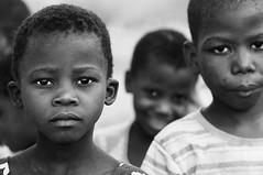bimbi (Cesare Danilo Codiglione) Tags: africa old blackandwhite bw white black kenya bambini bn tre bianco nero biancoenero povertà bimbi poveri piccoli biaconero