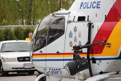 RCMP Air 1 Eurocopter EC-120B C-GMPT (bcfiretrucks) Tags: canada vancouver 1 chopper bc traffic euro air royal police columbia canadian surrey helicopter mounted british rcmp yvr img mpt officer pilot copter services eurocopter flir ec120b cmpt cgmpt