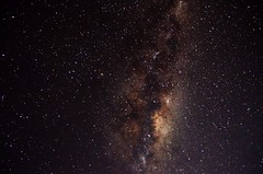 Milky Way - Scorpius region (steel_eagle) Tags: longexposure night way nikon australia astrophotography milky milkyway scorpius adelaidehills d7000 widefieldastrophotography uploaded:by=flickrmobile flickriosapp:filter=nofilter