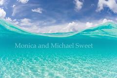 cover (*michael sweet*) Tags: ocean above sea view below