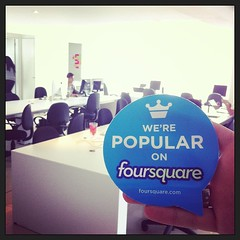 Yeiiiii!!! #foursquare (socialcolectivo) Tags: square squareformat iphoneography instagramapp xproii uploaded:by=instagram foursquare:venue=4ebf09cf6c25dfd98155cba6