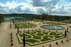 The Orangerie  at the Versailles Palace (medhekar2000) Tags: france garden nikon palace versailles theorangerie nikond80