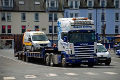 (zak355) Tags: truck lorry load abnormal scania wideload rothesay isleofbute ladyliz robertskilling