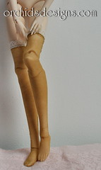 Tiny Tights (monika viktoria) Tags: clothes resin custom commission enchanteddoll resinbjd