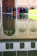 Nasrid Palaces / Palacios Nazaríes, La Alhambra (Trevor.Huxham) Tags: alhambra moorish granada andalucia spain canonefs1855mmf3556is canoneosrebelxs