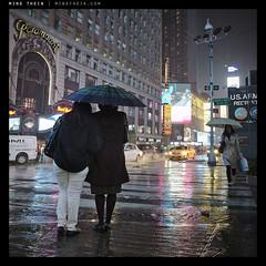_A_DSC1098 copy (mingthein) Tags: life new york city nyc people usa wet water rain weather night america dark square nikon availablelight photojournalism pj coolpix times ming reportage onn thein photohorologer mingtheincom
