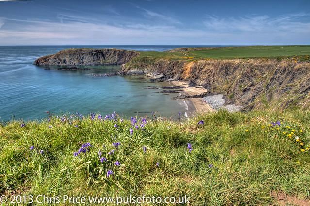 Traeth Llyfn, Abereiddy, Pembrokeshire