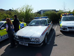 Brooklands L581GVT (Waterford_Man) Tags: show police brooklands l581gvt
