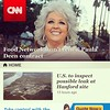 Paula Deen is more news worthy than a possible radiation leak. Says a lot.
