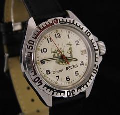 Vostok Komandirskie Dnepr (JojaOnline - Крокодил) Tags: vostok dnepr komandirskie