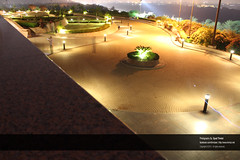 Pakistan Monument is a paradise for night photography.